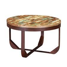 Industrial Rustic Coffee Table Industrial 29