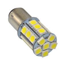 12 Volt Led Bulbs Rv Lights by 12v Led Rv Boat Lightbulb Double Contact Base 1157 Bay15d