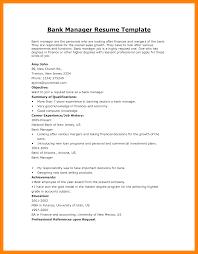 cv format resume 6 bank cv format credit letter sle