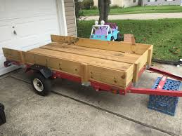 jeep utility trailer wts 4x8 utility trailer
