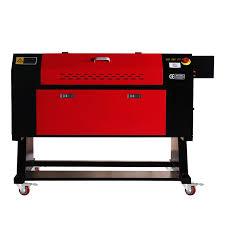 amazon com cncshop laser engraving laser cutting machine rotary