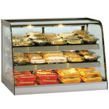 heated food display warmer cabinet case industries ch3628 signature series 35 heated countertop display