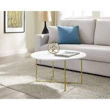 Gold Round Coffee Table Gold Round Coffee Tables You U0027ll Love Wayfair
