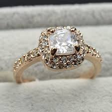 real crystal rings images Cheap real engagement rings k k bus real gold engagement rings jpg