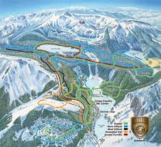 Colorado Ski Map by Abenaki Ski Area Trail Map Liftopia