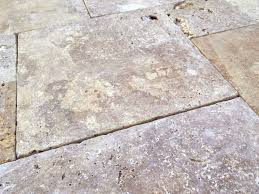 noce earth travertine paver qdisurfaces