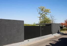 Beautiful Color Idea For Modern House Fence 4 Home Ideas