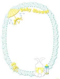 baby shower frames free printable digital scrapbook pages wedding shower baby