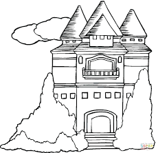 gingerbread house coloring pages kids paint colors pictures in