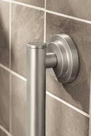 designer grab bars for bathrooms moen yg0724ch iso 24 inch designer grab bar chrome faucet valves