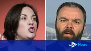 Seeking Wings Cast Labour Leader Dugdale Sued By Pro Independence