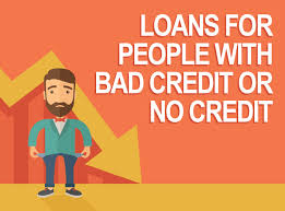 how to get a personal loan with bad credit or no credit
