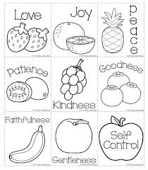 Fruit Of The Spirit Crafts For Kids - best 25 sunday curriculum ideas on pinterest free sunday