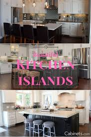 36 best kitchen islands images on pinterest kitchen islands these beautiful kitchen islands are something to die for check out more kitchen islands in