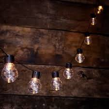 outdoor bulb string lights new solar powered retro bulb string lights for garden outdoor fairy
