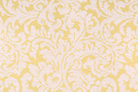 Waverly Upholstery Fabric Sales Waverly Namaste Scroll Damask Upholstery Fabric In Citrine