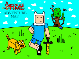 Mc Maps 200000 Downloads Adventure Time Adventure Map Maps Mapping