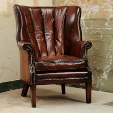 sofa leather high back armchair chair armchairs sale chairs for