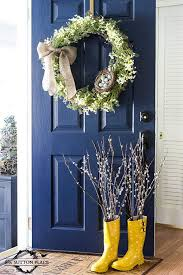 spring wreaths for front door top 50 diy spring wreaths i heart nap time