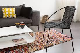 chaise tress e chaise africaine tressée une création imandeco oranjade