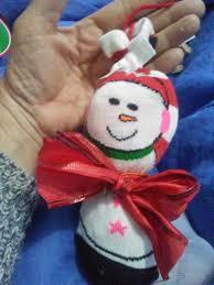 a sock snowman thriftyfun