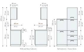 standard kitchen cabinet sizes kitchen cabinet height from counter kitchen cabinet height from