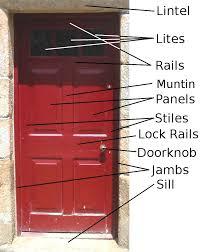 Repair Interior Door Frame How To Repair A Broken Door Jamb