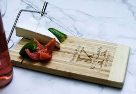 personalized cheese platter personalized cheese board custom cheese board cheese cutter