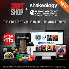 The Shift Shop Challenge Pack Essentials Team Beachbody Coach 411