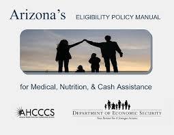 eligibility policy manual epm
