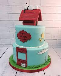 snoopy cakes nashville brown snoopy cake