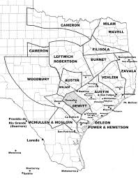 Austin Texas Map by Empresarios In Texas 2x View Dewittcolony U0026 Neighbors Austin