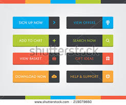 buttons designen button stock images royalty free images vectors