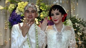 wedding dress nagita slavina sempat tak disukai raffi ahmad bingung mengapa pilih nagita