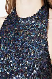 lunar sparkle sequin maxi dress collections french connection