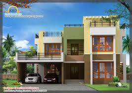 Awesome House Architecture Ideas 16 Awesome House Elevation Designs Kerala Home Design And Floor