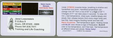stress meters