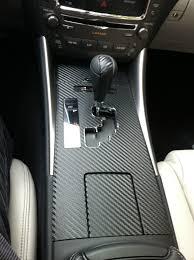 lexus is 350 owners forum carbon fiber interior