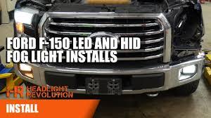 2015 f150 led fog lights 2015 2018 ford f 150 supernova led fog light bulbs upgrade and