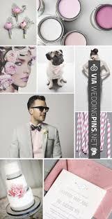 Pink And Grey Color Scheme 36 Best Wedding Colour Schemes 2015 Images On Pinterest Wedding