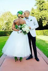 south wedding dresses york meets africa wedding south wedding black