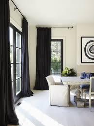 Curtain Rods Images Inspiration Best 25 Black Curtain Rods Ideas On Pinterest White Curtain Rod
