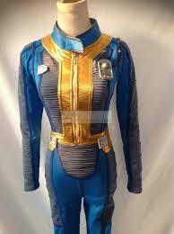 fallout vault jumpsuit fallout 4 sole survivor vault 111 jumpsuit costume 10111 jpg