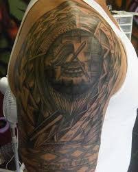 30 marvelous shoulder tattoos for guys slodive
