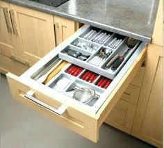 tiroirs cuisine rangement pour tiroir de cuisine idées uniques range tiroir cuisine