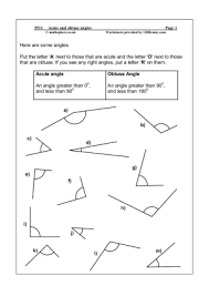 9 best images of shapes and angles worksheets about right right