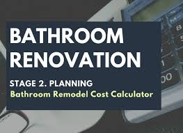 Bathroom Cost Calculator Bathroom Remodel Cost Calculator Renovation Junkies
