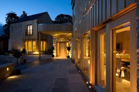 Outdoor Soffit Recessed Lighting by Fantastic Exterior Architectural Lighting Ideas Trends And