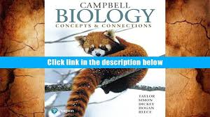 audiobook campbell biology concepts connections plus
