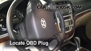 hyundai elantra check engine light engine light is on 2007 2012 hyundai santa fe what to do 2009